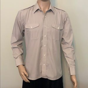 Christian Dior men's button down sz M
